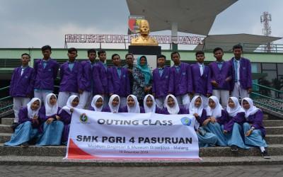 Outing Class SMKS PGRI 4 Pasuruan